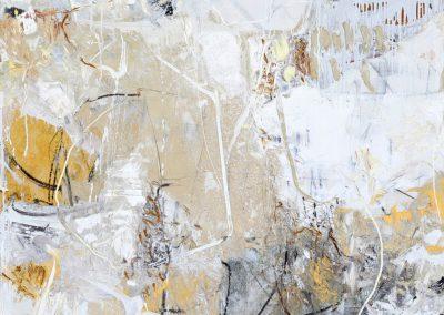 Bargoni - Abra - olio su tela (120x120)
