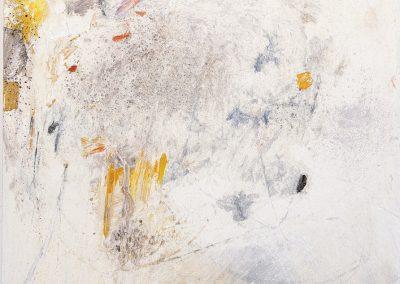 Bargoni - Ciao Chicca - olio su tela (90x80)