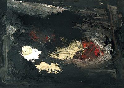 Bargoni - Dall'Ansia - olio su carta (35x45)