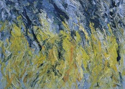 Bargoni - Eldorado - Olio su tela (110x130)