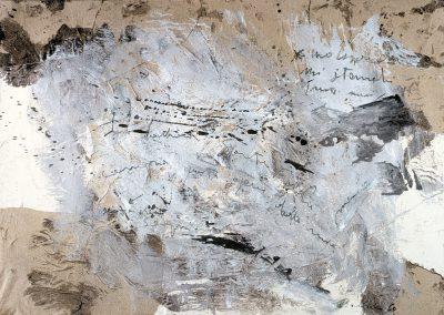 Bargoni - Fede - olio su tela (35x45)