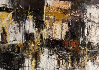 Bargoni - Ivan - olio su tela (180x380)
