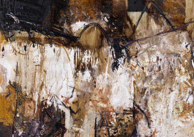 Bargoni - Le ali della passione - olio su tela (150x150)