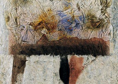 Bargoni - Pittura - olio su carta (45x45)