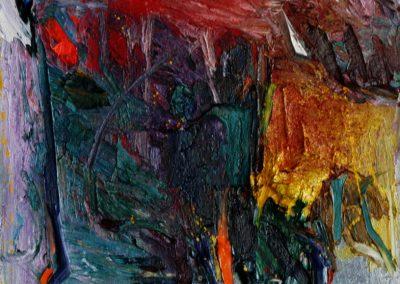 Bargoni - Più grande - olio su tela (50x40)