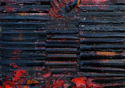 Bargoni - Sottosopra - olio su tela (70x60)